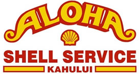 Aloha Shell Service: Maui's full service station | Truck service | Lockouts | Towing | Car wash | Safety Inspections | HI5 redemption